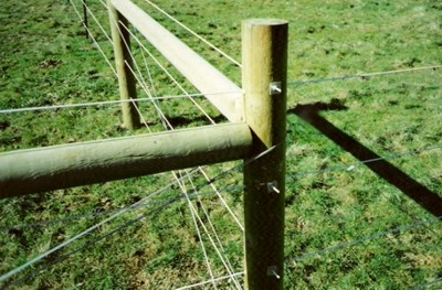 how to make your own electric fence
